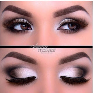 How-to-apply-natural-makeup-&-eye-makeup-ideas-for-brown-8