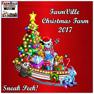 When Does The Farmville Christmas Farm 2020 Come Out? FarmVille UNRELEASED CHRISTMAS FARM Sneak Peek | Farmville Dirt Farmer