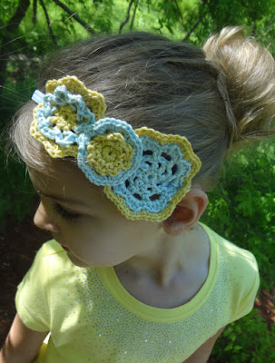 bloom headband