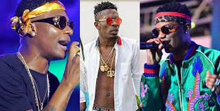 Wizkid Performed At CAF Awards In Ghana, While Shatta Wale Was Not Allowed