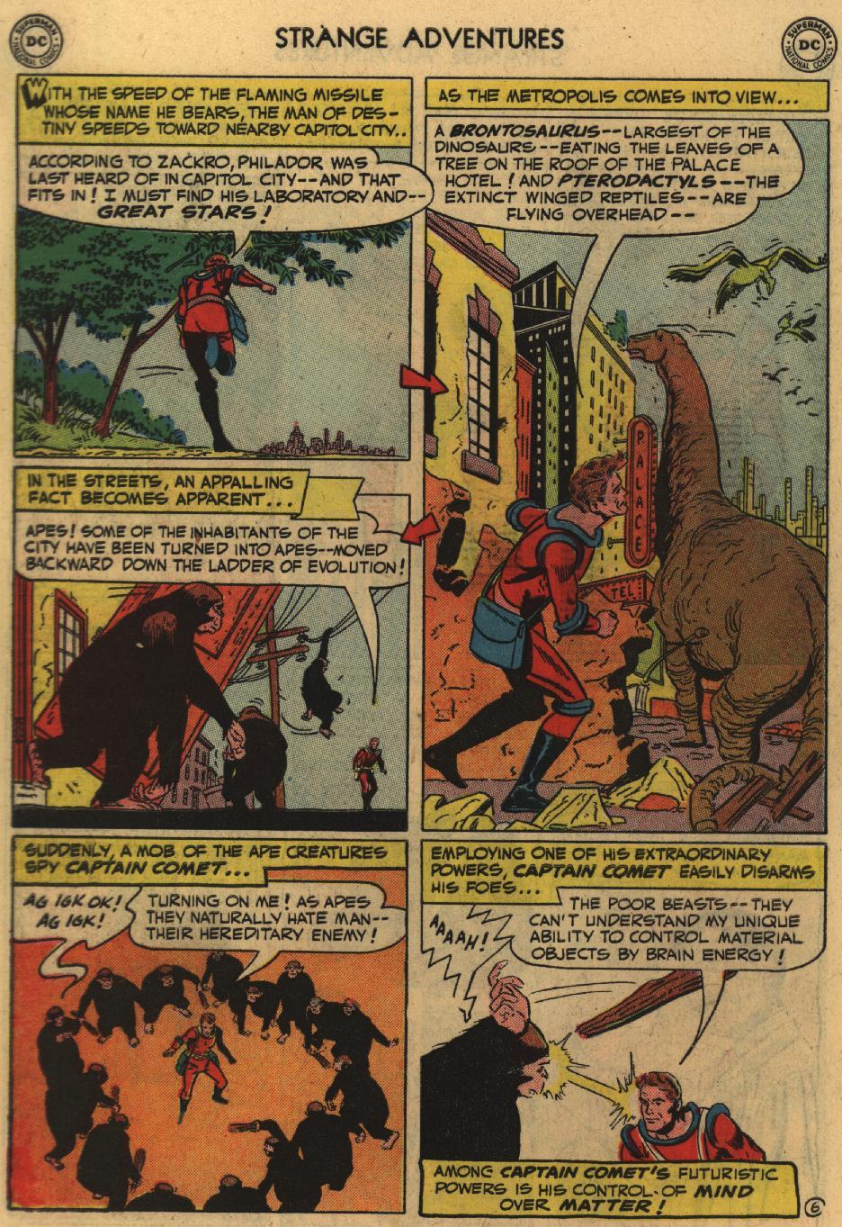 Strange Adventures (1950) issue 11 - Page 8