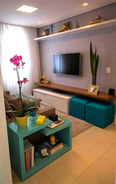 ideas para organizar el area de tu tv decoraci n del