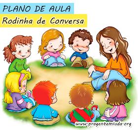 Plano de Aula 'Rodinha de Conversa'