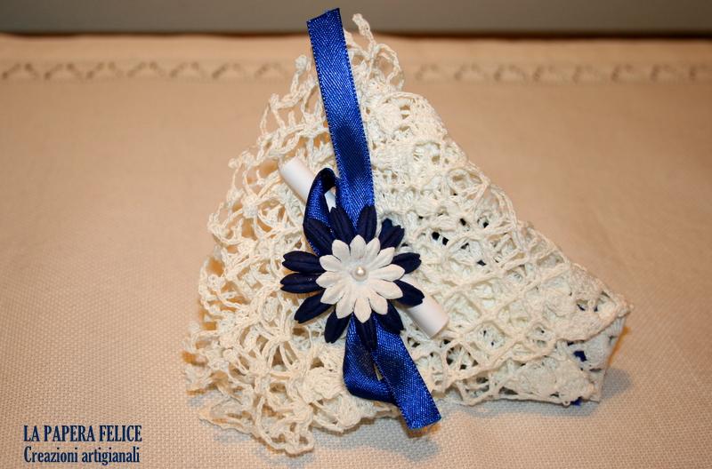 Favoloso LA PAPERA FELICE Creazioni artigianali: Matrimonio P&V  IR55