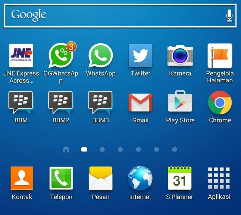 BBM1 Masterselo Indonesia