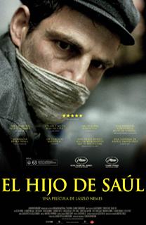 Película El hijo de Saúl, de László Nemes - Cine de Escritor