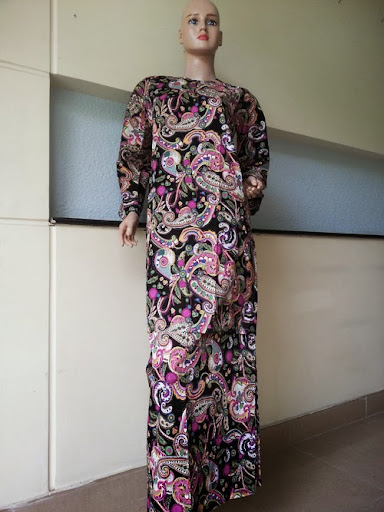 Murah Borong Vietnam Baju Kurung Ready Available Stock