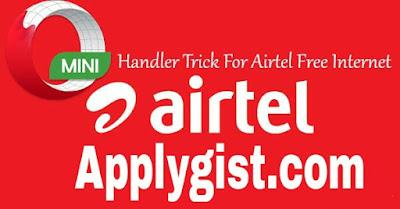 Airtel Unlimited Free Browsing For India Via Opera Mini