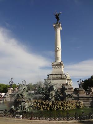 Monumento a los Girondinos