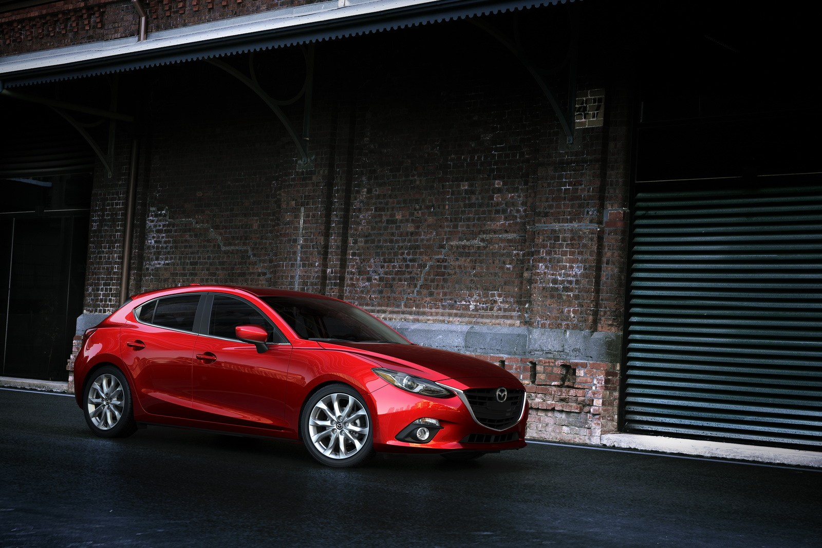 all wheel drive mazda3 and mazda6 could come to u s carscoops. Black Bedroom Furniture Sets. Home Design Ideas