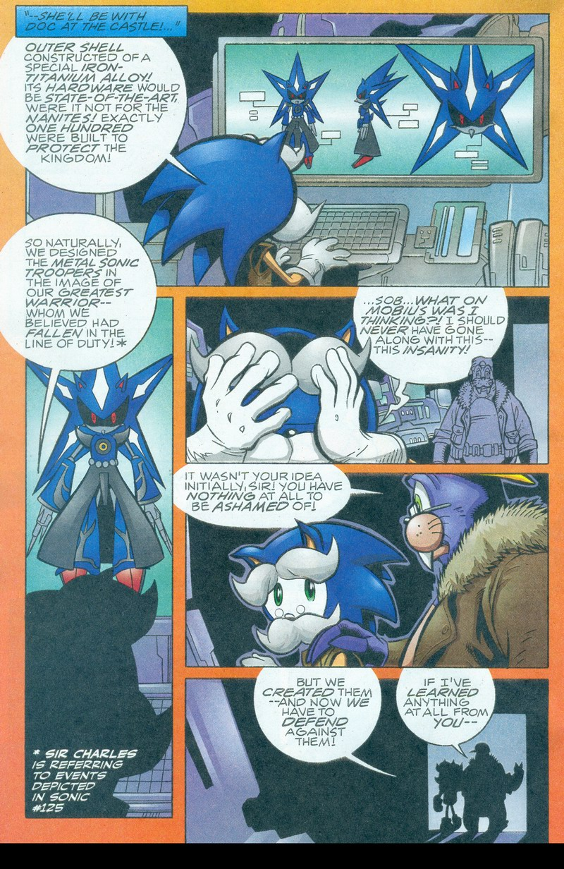 Read online Sonic The Hedgehog comic -  Issue #159 - 5