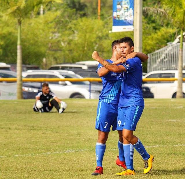 Atlántico FC asesta séptima derrota a Delfines del Este