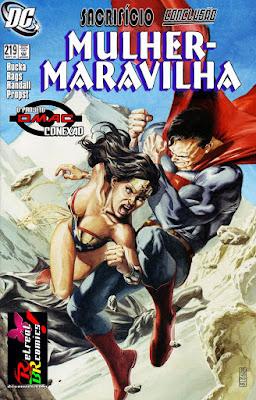 Mulher Maravilha #219