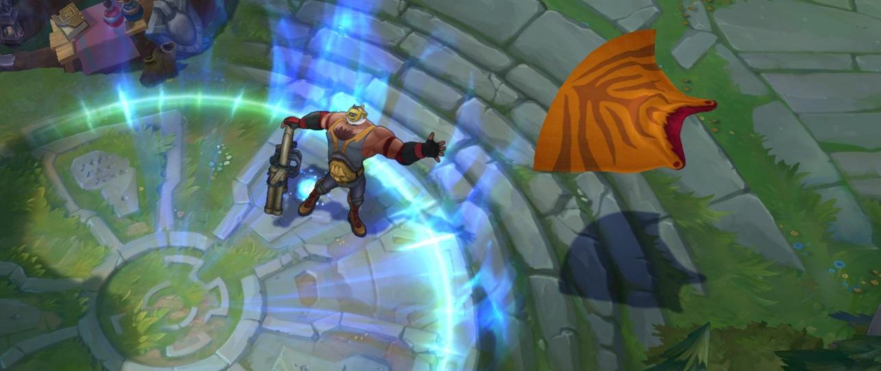 tigre Aktualizacja:Dentless Ahri i El Tigre Braum   dwie nowe skórki w League of Legends