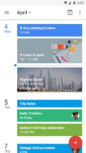 تحميل تطبيق Google Calendar