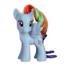 My Little Pony All Around Town Train Playset Rainbow Dash Brushable Pony