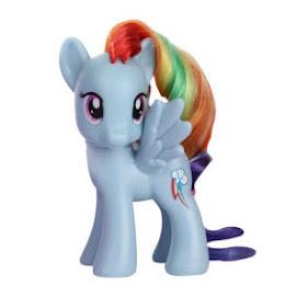 My Little Pony All Around Town Train Playset Rainbow Dash Brushable Pony