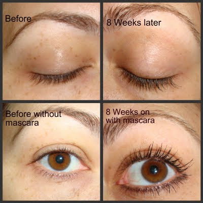 157857f6c5b1dc Nicoletta's beauty space: M2Beaute Eyelash growth final results!