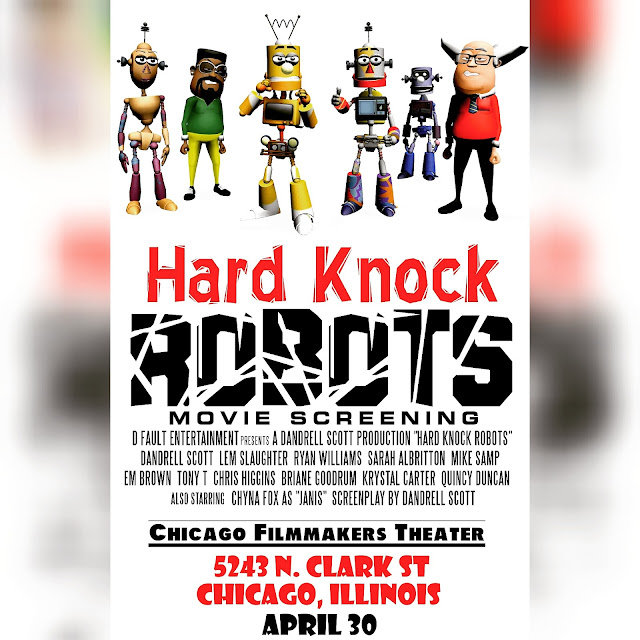 FILM SCREENING: Hard Knock Robots (4/30/16)