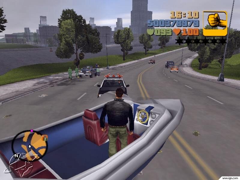 شرح تحميل وتتبيث لعبة GTA 3 مضغوطة جداا بحجم خيالي 129 MBشرح تحميل وتتبيث لعبة GTA 3 مضغوطة جداا بحجم خيالي 129 MB