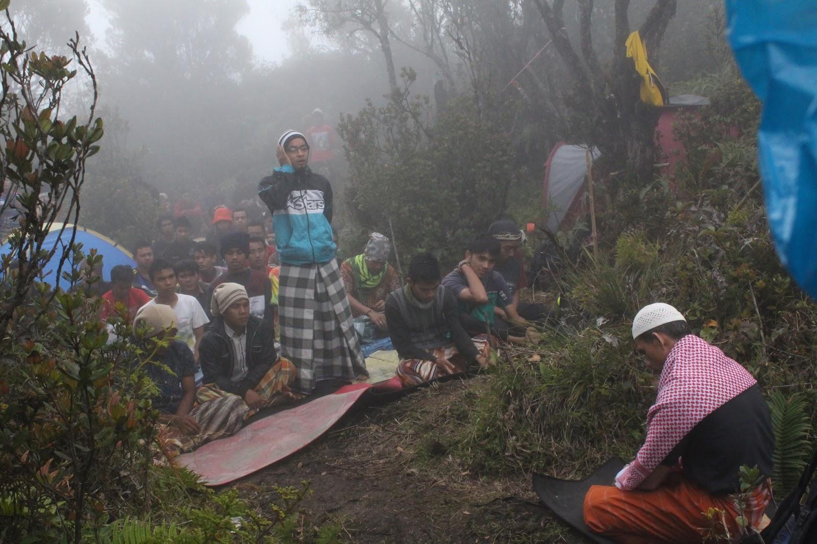 Kpa Pelangi Pasaman Barat Expedisi Gunung Talamau Menyambut Tahun