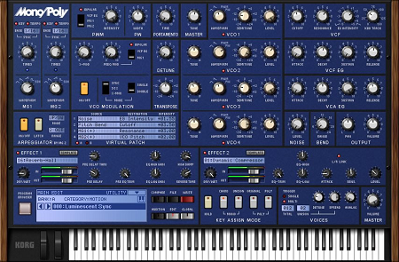 Download Free KORG Audio Plugins Pack 6 3 2013 by R2R