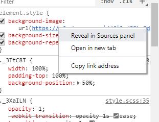 """""""klik kanan pada sumber gambar"""""""