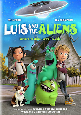 Luis And The Aliens [Latino]