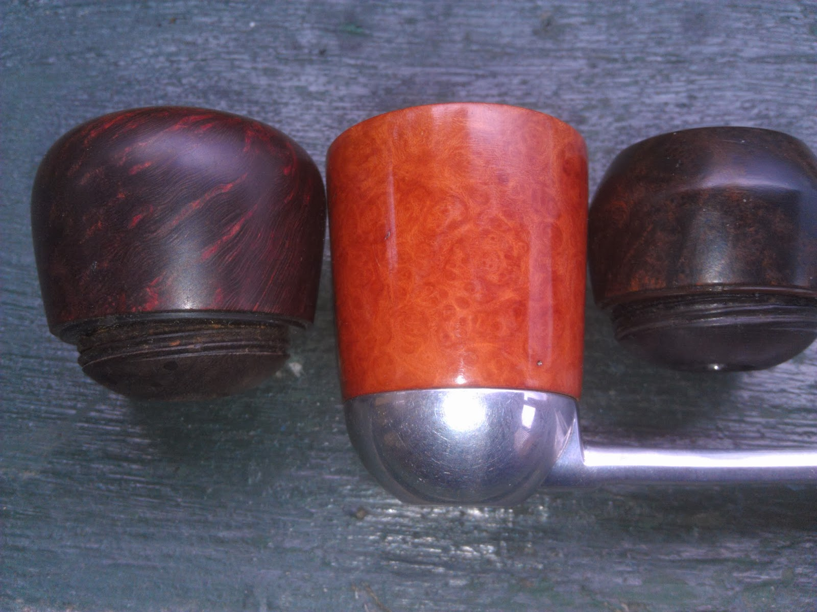 Hobo Pipes: Large Falcon Pipe Bowl