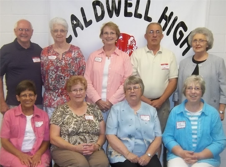 2012 55-Year Honor Class 1957