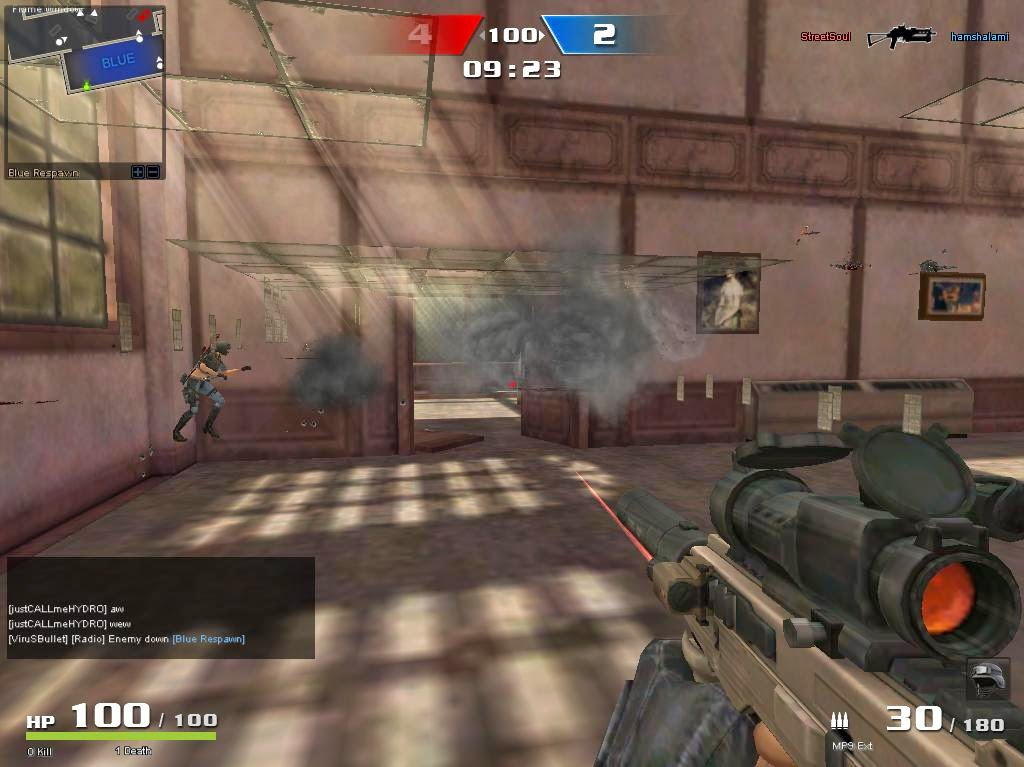Garena ] Point Blank PH WallHack ~ Hot Shot Gamers