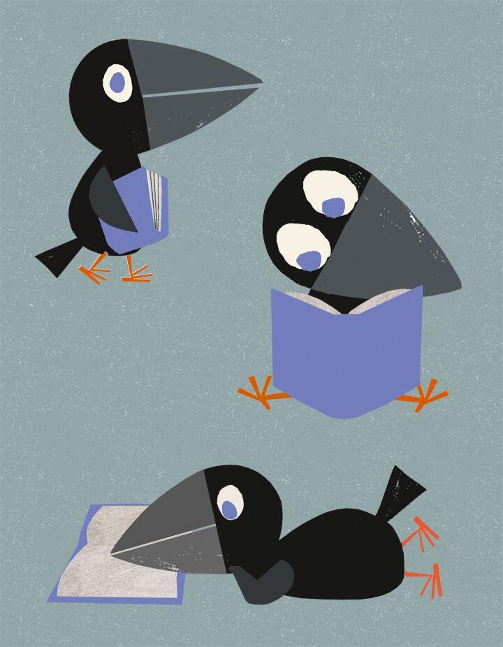 oskar loves  A fab guest post from Britta Teckentrup, children's book superstar!