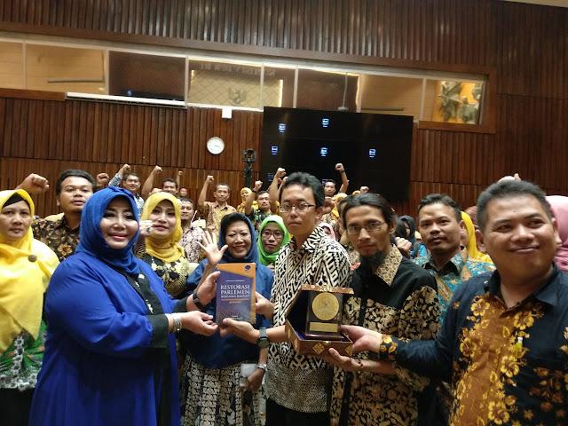 Ratusan Forum GTT/PTT se-Jatim Kunjungi Komisi X DPR RI
