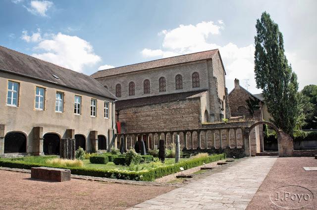 Iglesia Saint Pierre aux Nonnains, Metz