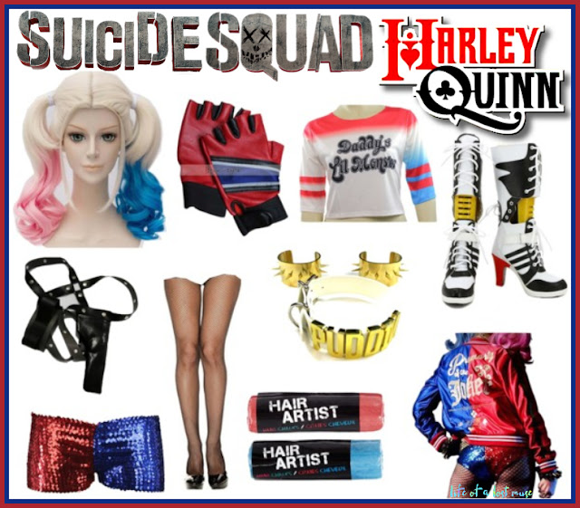 life of a lost muse: The Ultimate <b>Harley Quinn Costume</b> (<b>Suicide</b> ...