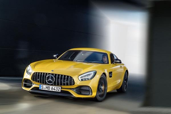 Mercedes-AMG GT S Argentina