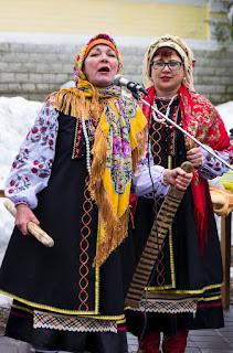 Виступ колективів Харківщини