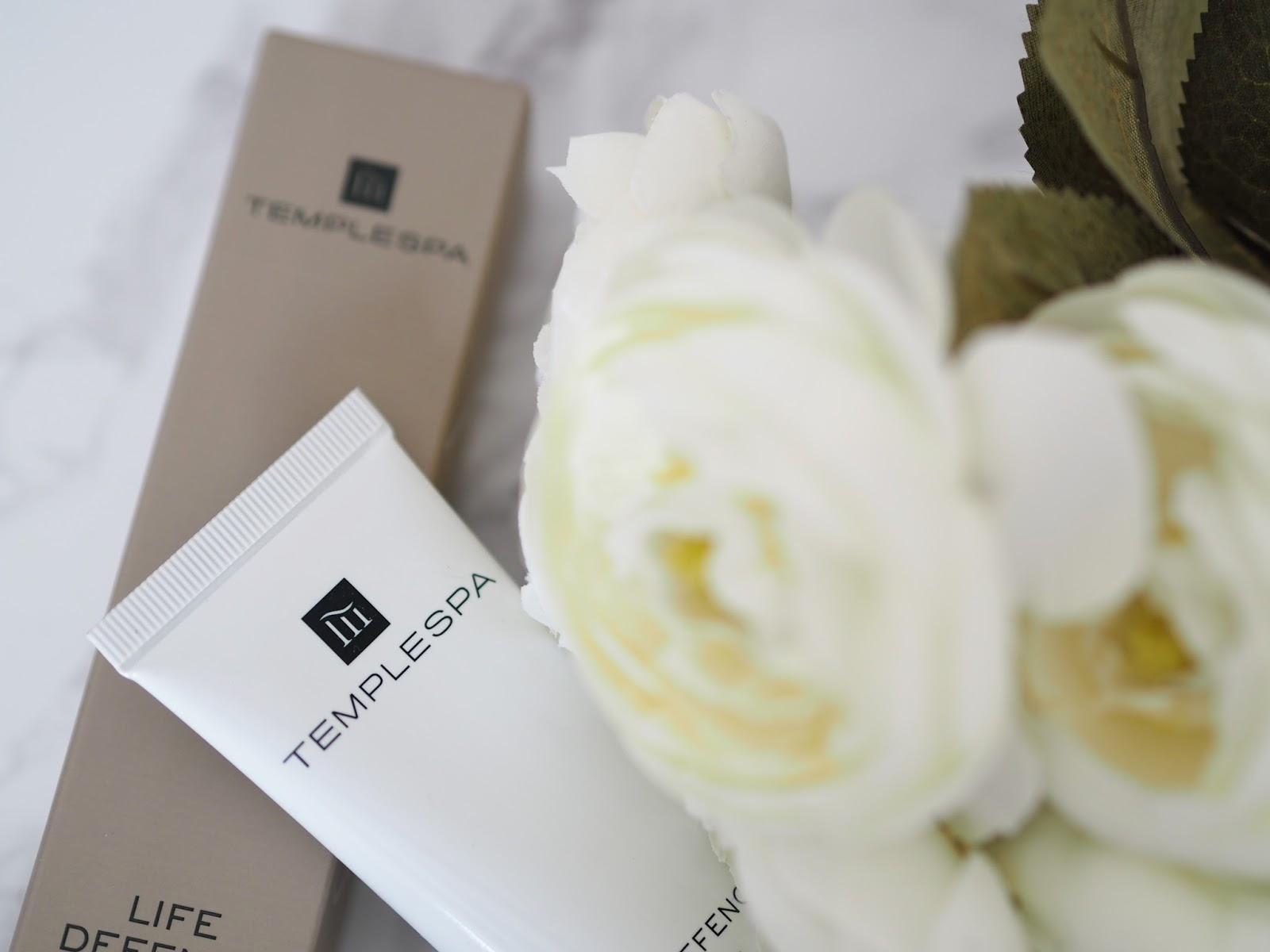Life Defence \ review \ Templespa \ skincare \ beauty \ SPF \ Priceless Life of Mine \ over 40 lifestyle blog