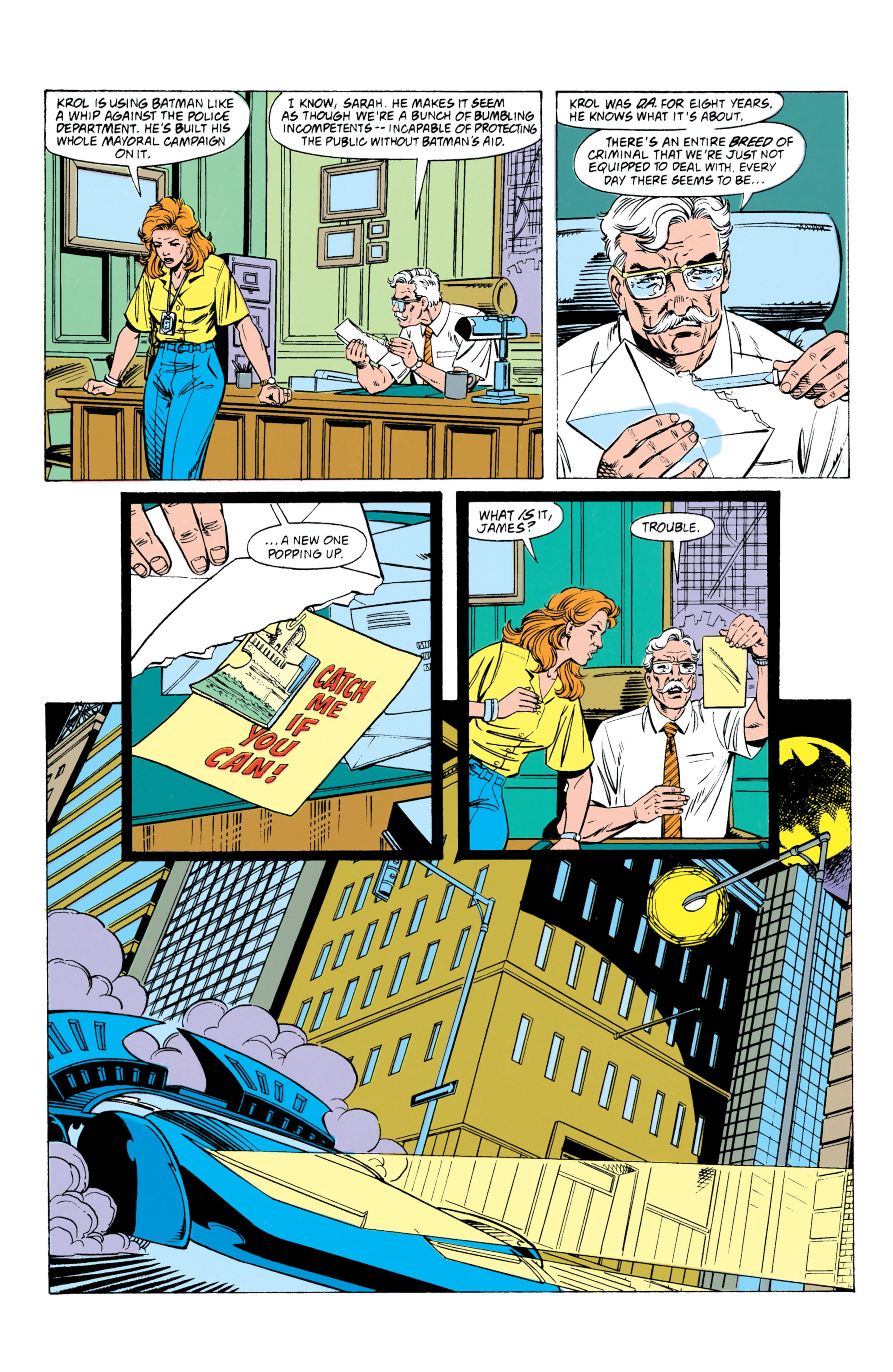 Detective Comics (1937) 647 Page 10