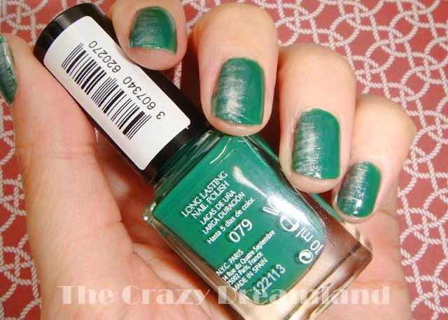 reto colores verde