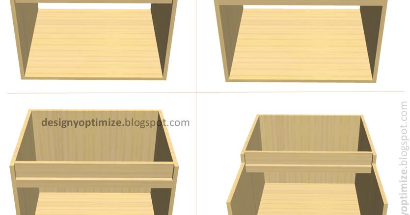 Dise o de muebles madera truco carpintero mueble sin - Diseno de muebles de madera ...