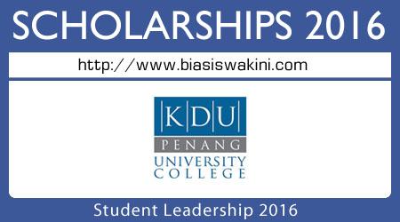 Student Leadership 2016