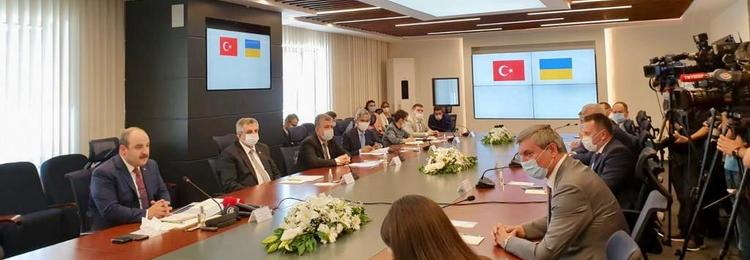 Spetstechnoexport took part in the working visit of the official delegation of Ukraine to Turkey