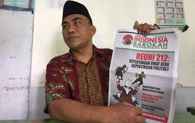 Kota Serang Dapat Kiriman Tabloid Indonesia Barokah, Padahal Ponpes Gak Minta