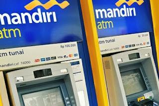 Lokasi ATM Bank Mandiri di Kota Surabaya