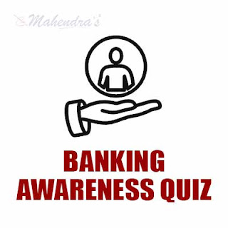 Banking Awareness Quiz For IBPS PO And Clerk : 11 - 11 - 17