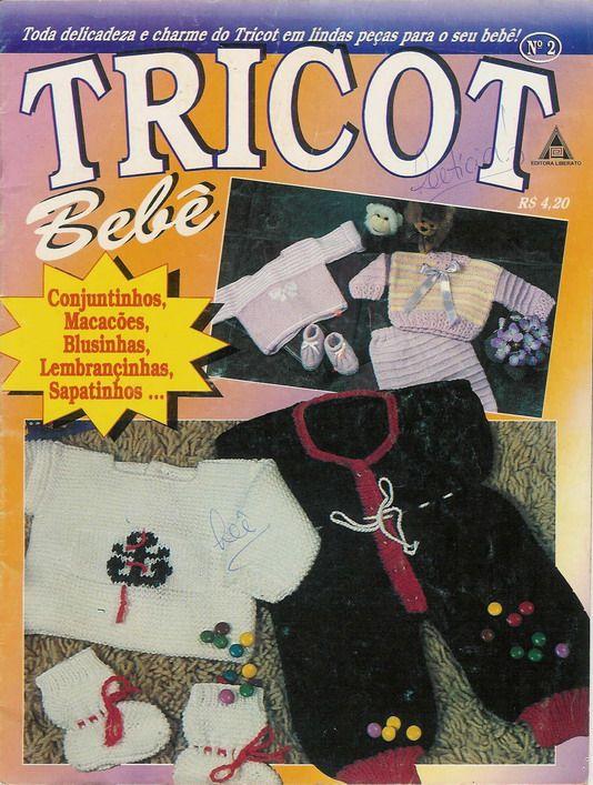 Revista TRICOT Bebê Nº 2