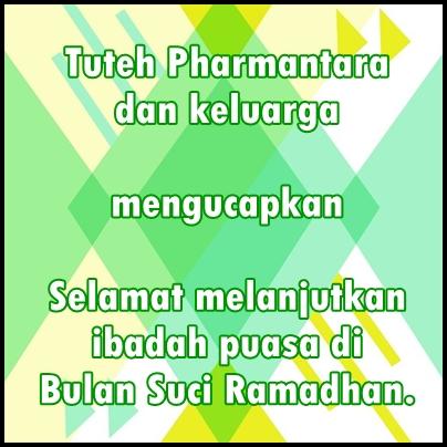 Ramadhan Yang Menyejukkan