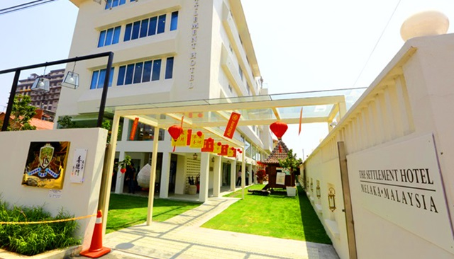 5 Pilihan Hotel Baru di Melaka