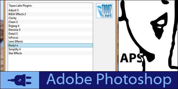How to run Topaz plugins from Adobe Photoshop Lightroom
